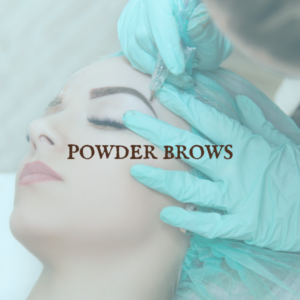 Powder Brow Services Glen Mills 2020