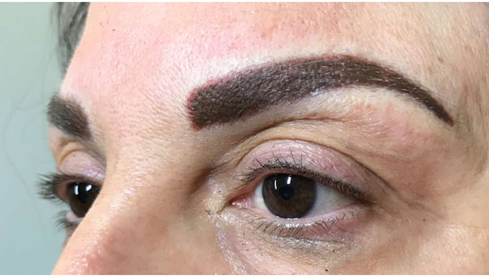 Powder and Ombre Brows in Glen Mills Pennsylvania 2020